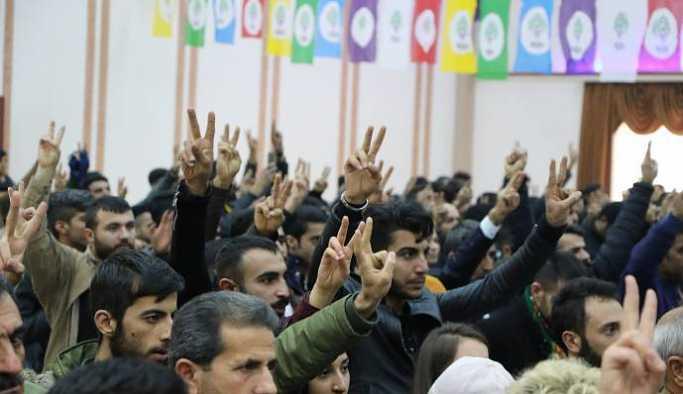 HDP Gençlik Meclisi: Leyla Güven'in direnişini selamlıyoruz