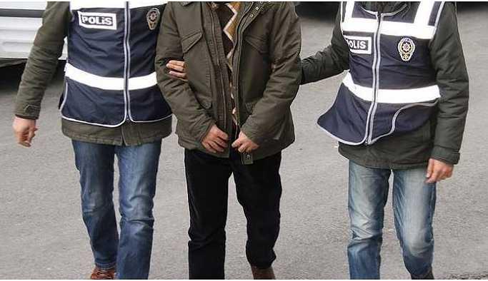 HDP Kepez İlçe Eşbaşkanı Şükrü Ebinç tutuklandı