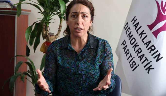 HDP'li Aydeniz: Yerel seçimlerde savaş propagandası yapılmak isteniyor