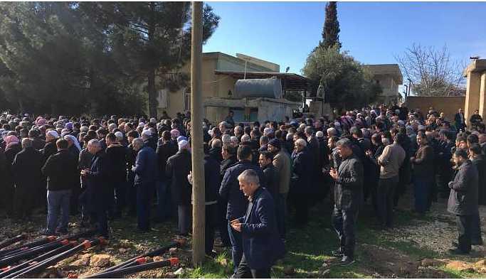 HDP'li Yetim toprağa verildi