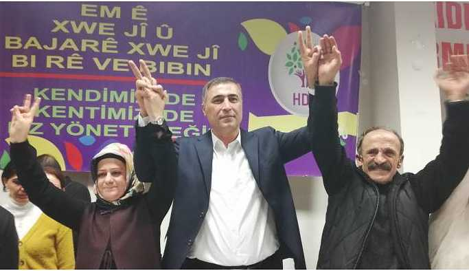HDP'nin belediye eşbaşkan adaylarının seçimi sona erdi