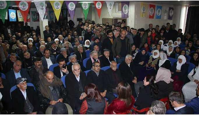 HDP sandık kurdu: Adaylar ön seçimle belirleniyor