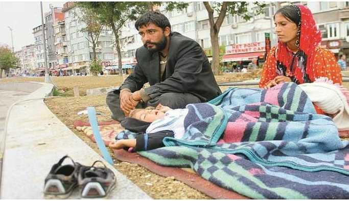 HDP sığınmacılar için Meclis Araştırması istedi