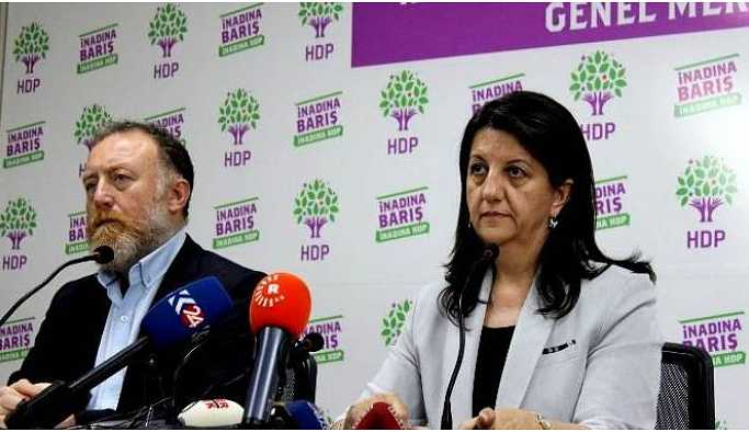 HDP'den Demirtaş kararı açıklaması: Yargı yürütmenin elinde bir araç