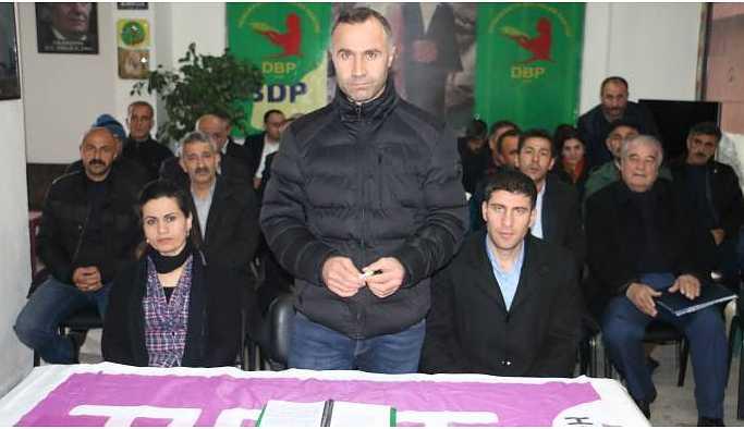 HDP'den gözaltı tepkisi