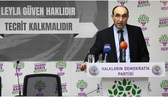HDP'den Ücret Gaspı Araştırması