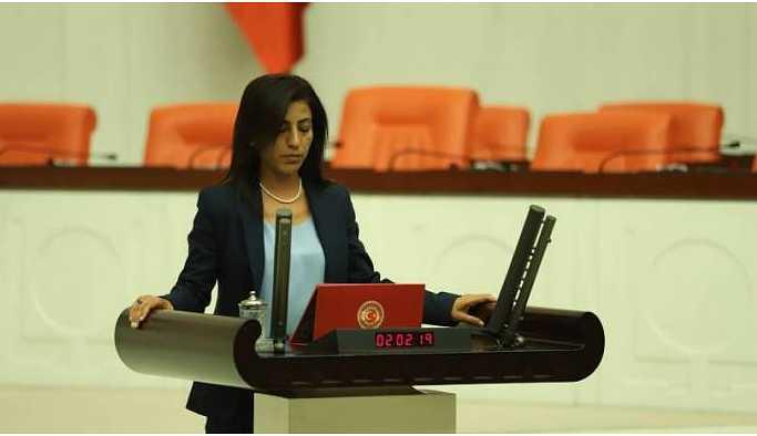 HDP'li İmir Roboski Katliamı'nın faillerini sordu
