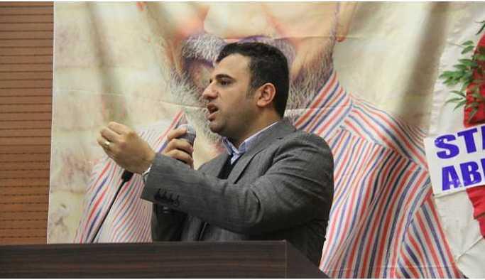 HDP'li Öcalan: Gün Güven'in eylemine ses verme günüdür