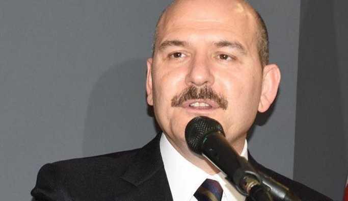 İçişleri Bakanı Soylu'dan 'Suriyeli' açıklaması