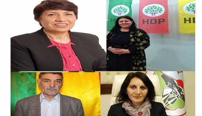 Iğdır merkezli baskında HDP'li eski vekilin de bulunduğu çok sayıda gözaltı