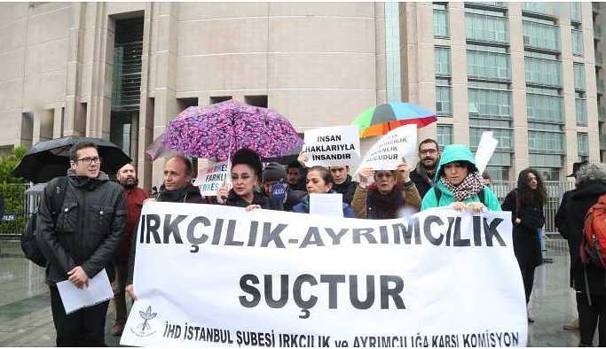 İHD'den, Hayko Bağdat'a ırkçı ifade kullananlar hakkında suç duyurusu