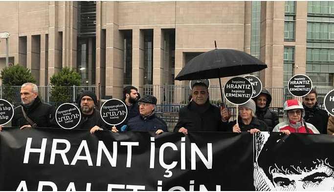 İstanbul Emniyet Müdür Yardımcısı: Dink cinayetini araştırırken istihbarat bilgileri bize kapandı