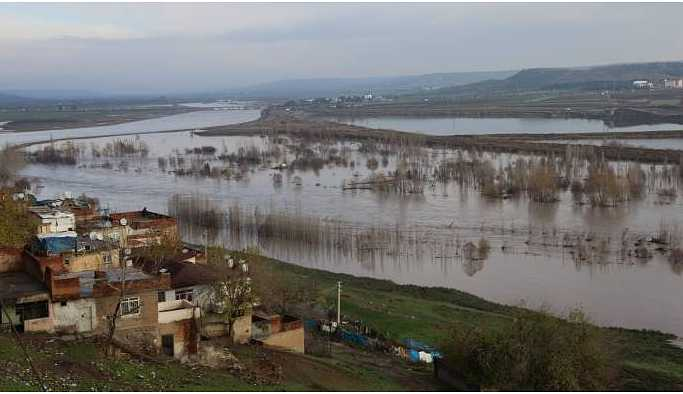 JMO: Dicle Nehri yatağında 'tampon bölge' oluşturulsun