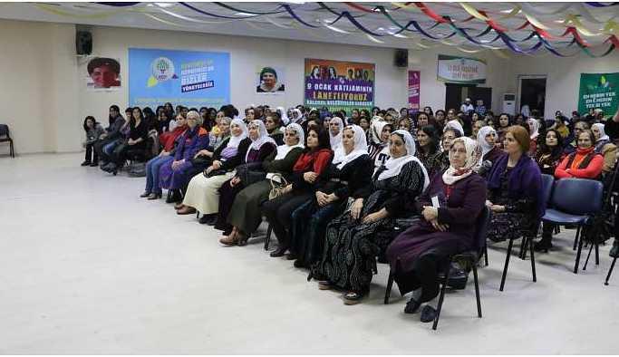 Kadın konferansı: Leyla Güven'in eylemi Kürt kadın mücadelesinin sonucudur