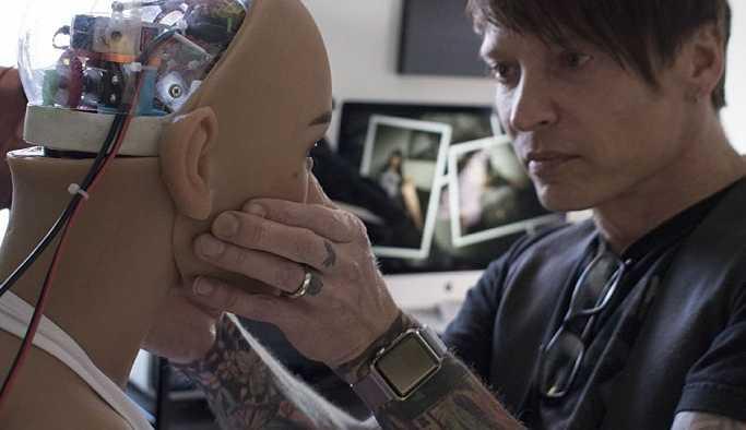 Kadınlar için ilk seks robotu geliştirildi