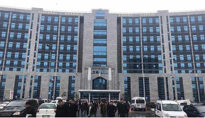 Kartal Adliyesi'nde güvenlik görevlisi meslektaşını vurdu