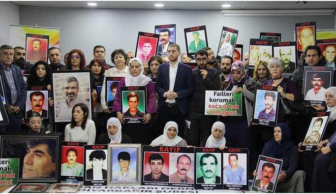 Kayıp yakınları Hakikatleri Araştırma Komisyonu taleplerini yineledi