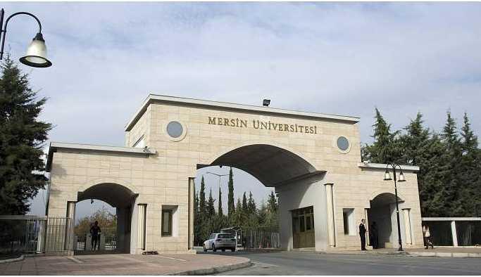 'Kayyum neyse Mersin Üniversitesi'ndeki Rektör de odur'