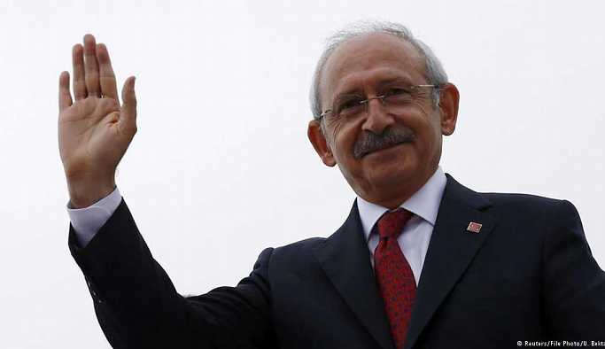 Kılıçdaroğlu: Türkiye, Ortadoğu'nun tümünü yönetebilecek pozisyondadır