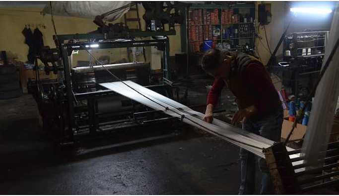 Kutnu Kumaşı üretimi 5 bin tezgâhtan 5 atölyeye düştü