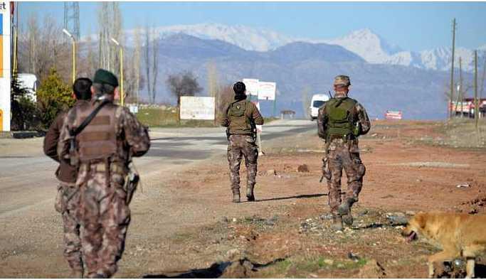 Lice, Kulp ve Silvan'da askeri operasyon sürüyor