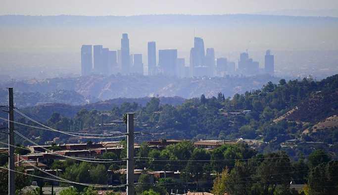 Los Angeles açıklarında batık 'kent' bulundu