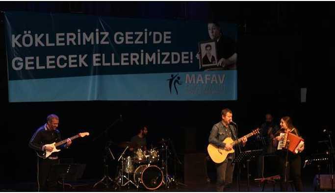 MAFAV'dan 'Köklerimiz Gezi'de, gelecek ellerimizde' konseri