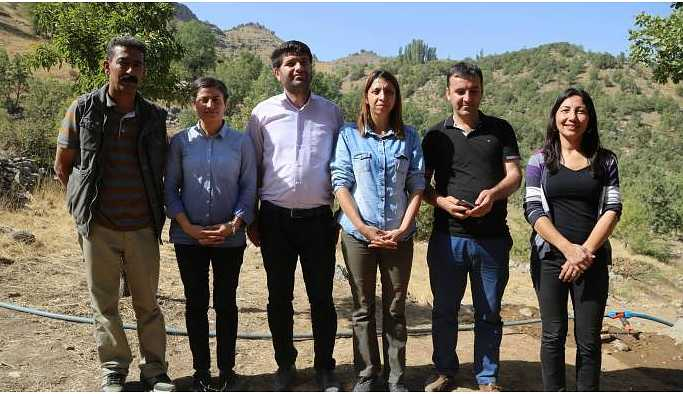 Mahkemeler 3 HDP'li eski vekile suç uyduramadı