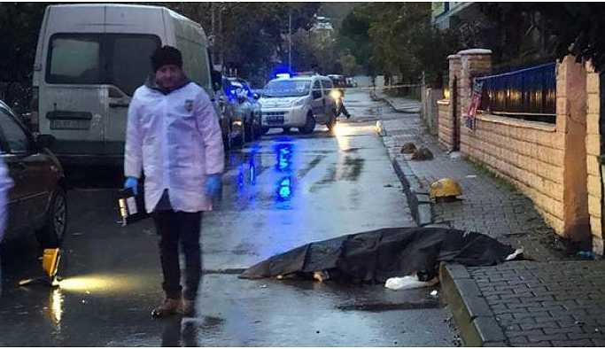 Maltepe'de bir kadın öldürüldü
