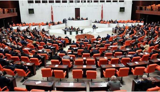 Meclis'te 17-25 Aralık yolsuzluk operasyonları tartışıldı