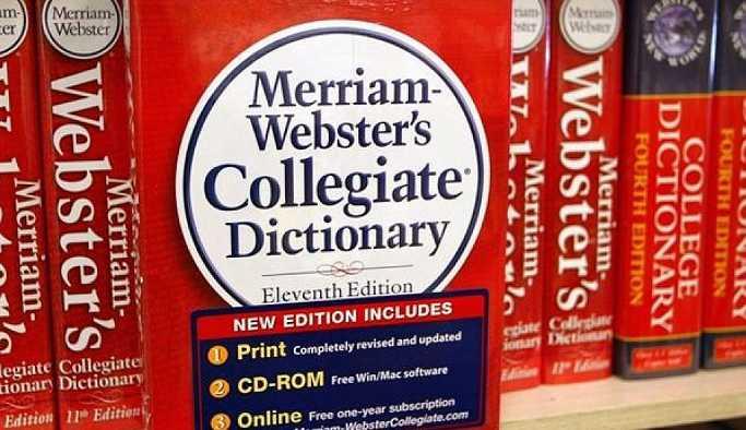 Merriam-Webster: Yılın sözcüğü 'adalet'