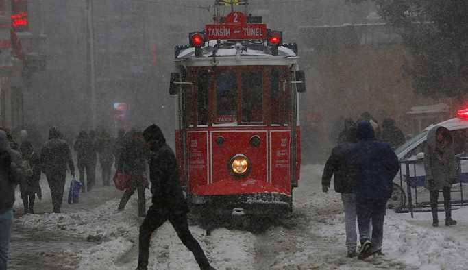 Meteoroloji, AKOM ve İSKİ'den kar ve buzlanma uyarısı