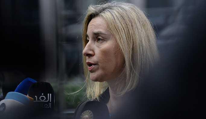 Mogherini'den Demirtaş açıklaması: Türk yargısının bağımsızlığı azalıyor