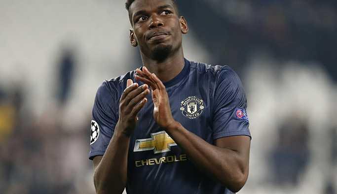 Mourinho ayrılığının ardından Pogba'dan imalı paylaşım