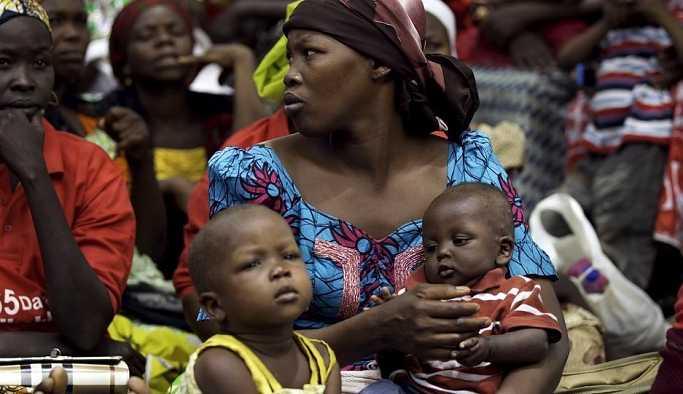 'Nijerya'da 70 milyondan fazla kişi okuma yazma bilmiyor'