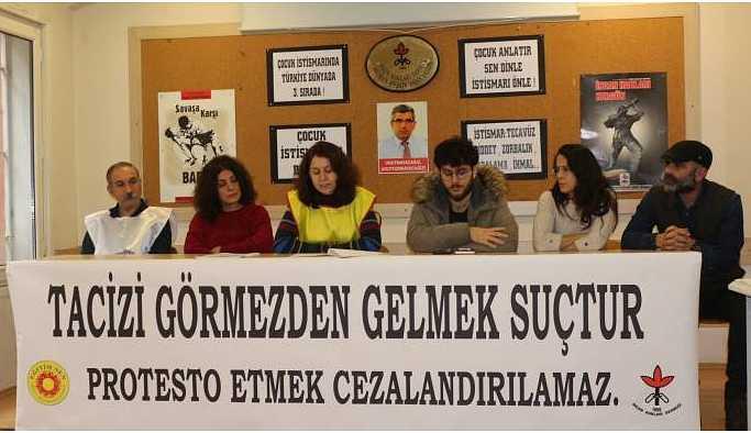 Öğretmen tacizini protesto eden öğrencilere verilen cezaya itiraz