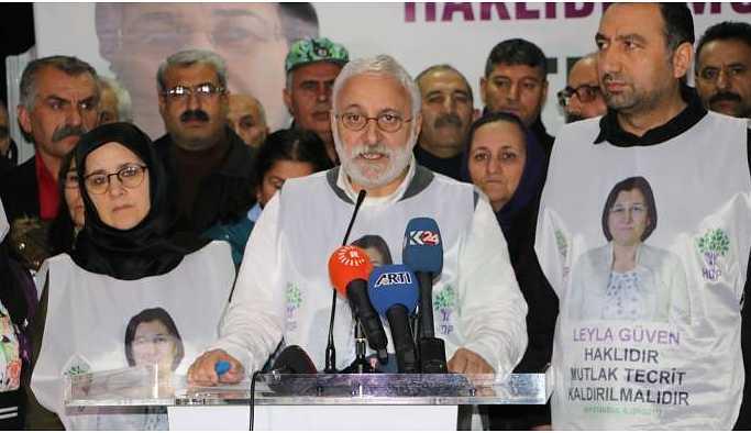 Oluç: Öcalan'a yönelik ağır tecride son verilmelidir