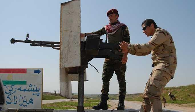 Peşmerge ve koalisyon güçlerinden IŞİD'e büyük operasyon!