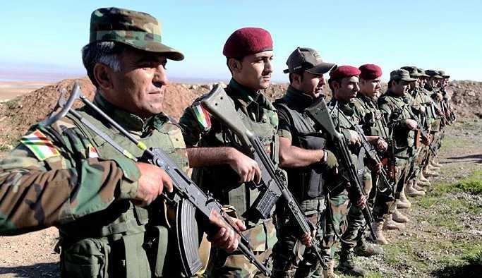 'Peşmergeler Suriye'nin kuzeyine kısa sürede geçecek'