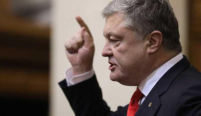 Poroşenko: Kerç Boğazı'nda olanlar kriz değil savaş