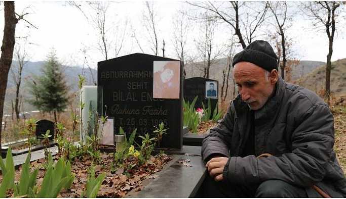 Roboski Katliamı'nda oğlunu kaybeden baba: İkinci defa gözlerimi kaybettim