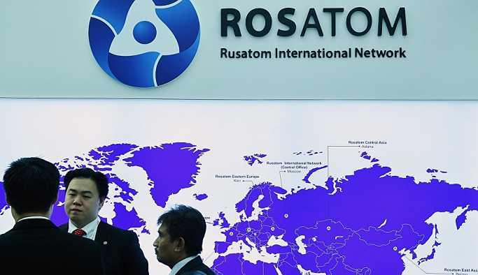 'Rosatom, Aliyev'e Azerbaycan'ın ilk nükleer güç santralini inşa etmeyi önerdi'