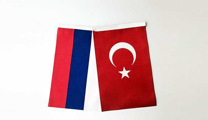 Rusya ile Türkiye arasındaki ticaret hacmi yüzde 21.5 arttı