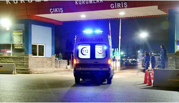 Sincan Çocuk Cezaevi'nde 14 gardiyan ve 7 çocuk yaralandı