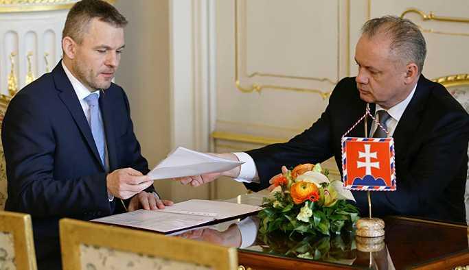 Slovakya, casuslukla suçladığı Rus diplomatı sınırdışı etti