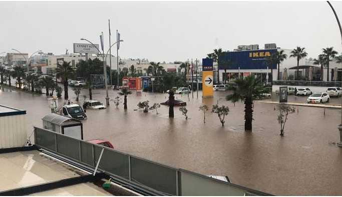 'Suçlu olan iklim değil betona sevdalı hükümet'