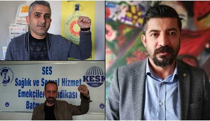 'Susmayacağız, 16 Aralık'ta Diyarbakır'dayız'