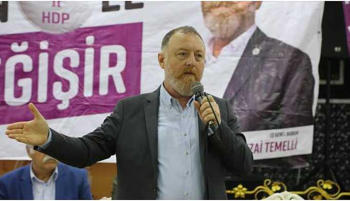 Temelli: Türkiye'yi kayyumcu zihniyetten kurtaracağız