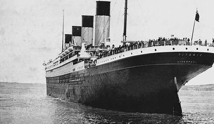 Titanic arayışları ABD Donanması'nın operasyonunu gizlemek için kullanıldı