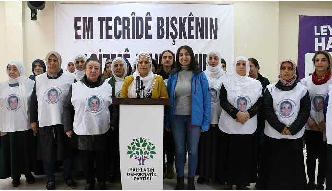 TJA aktivistleri açlık grevine başladı
